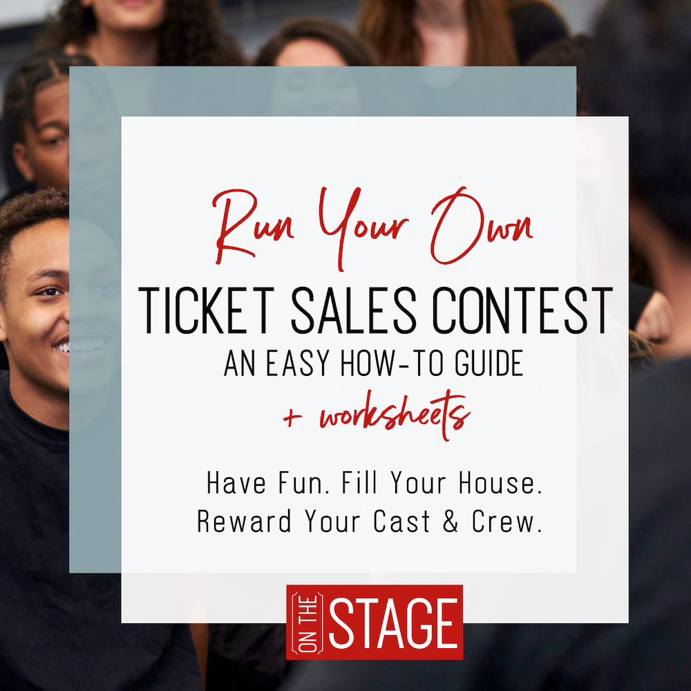 Guide | Square cover | Run your own ticket sales contest