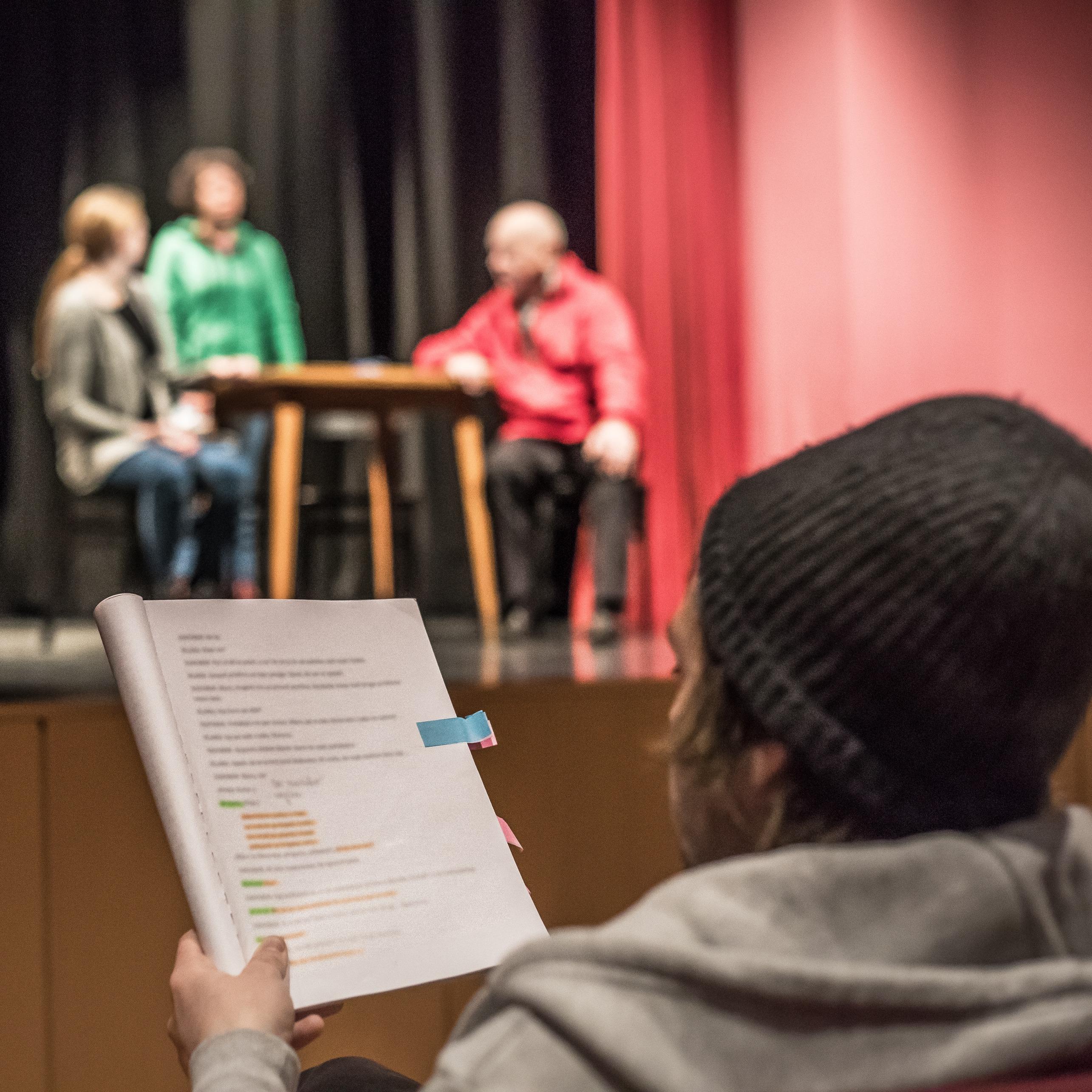 Producing Devised Theatre & Original Content